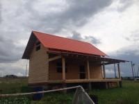 Дом 9х9 (Большакино) 2015