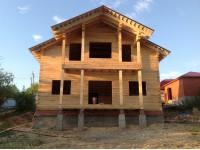 Дом 9х10 (Добрянка) 2012