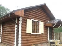 Баня 6х6 (Кукуштан) 2011
