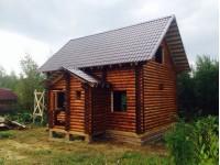 Дом 6х8 (Михайловское)2014