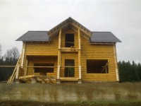 Дом 6х10 (Шалашная) 2009