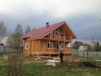 Дом 8х10 (Стрелка) 2012