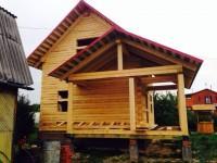 Дом 6х6 (Усть-Качка) 2014