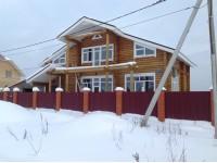 Дом (Запруд) 2008