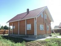 Дом 8х12 (Пермяково) 2009