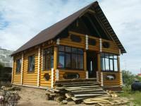 Дом 7х9 (Горшки) 2008